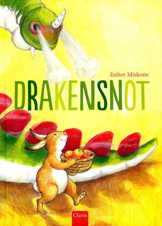 Drakensnot Boek omslag