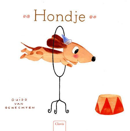Hondje Book Cover