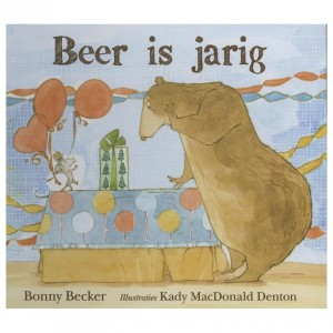 Beer is jarig