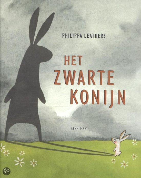 Zwarte Konijn, het Book Cover