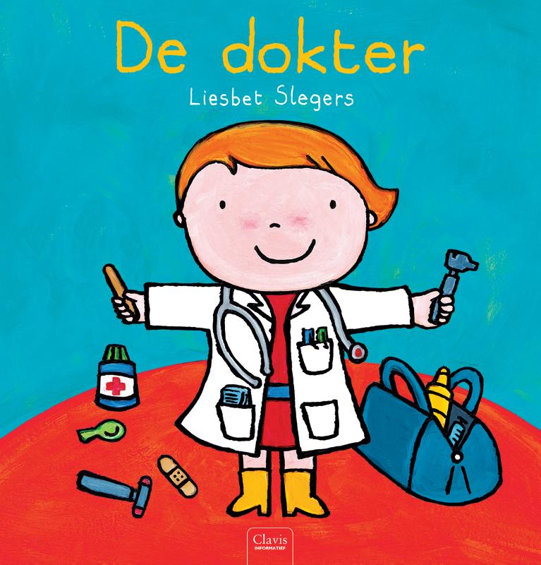 Dokter, de Boek omslag