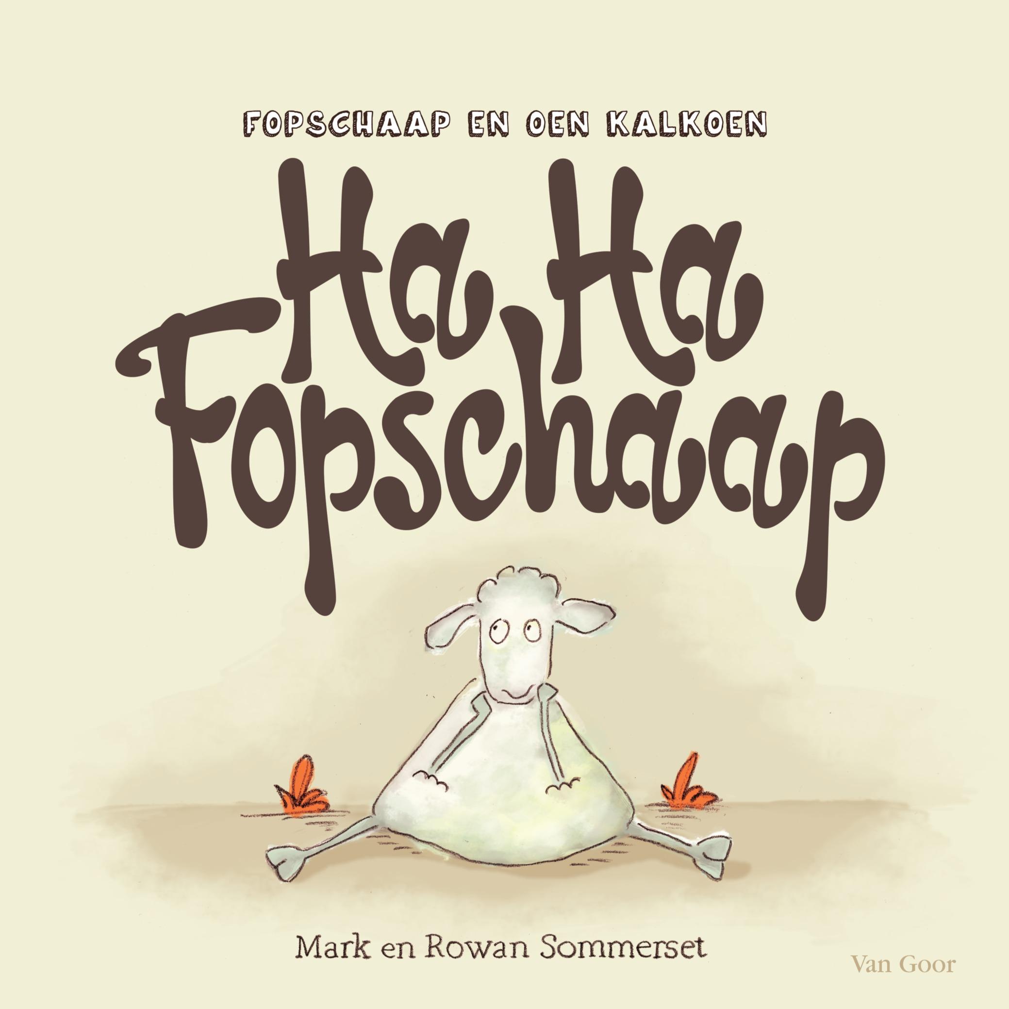 Ha Ha Fopschaap Book Cover