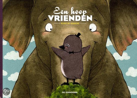 Hoop vrienden, een Book Cover