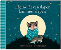 Kleine zevenslaper kan niet slapen Book Cover