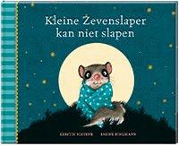 Kleine zevenslaper kan niet slapen Boek omslag