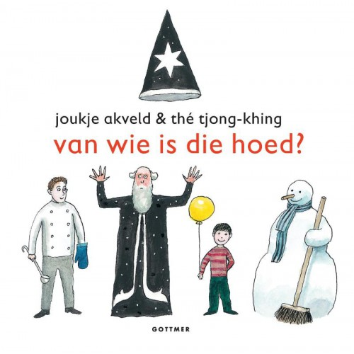Van wie is die hoed? Book Cover