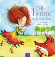 Elfje Floriene en de wiebeltand Boek omslag
