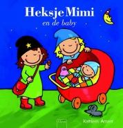Heksje Mimi en de baby Boek omslag