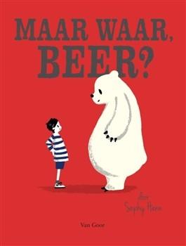 Maar waar Beer? Boek omslag