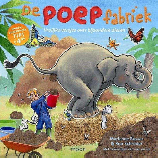 Poepfabriek, de Book Cover