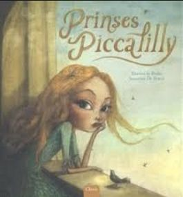Prinses Piccalilly Book Cover