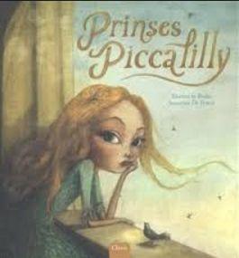Prinses Piccalilly Boek omslag