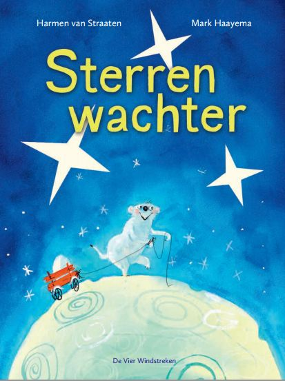 Sterrenwachter Book Cover