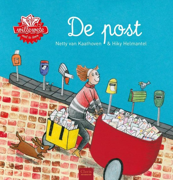 Willewete De Post Book Cover