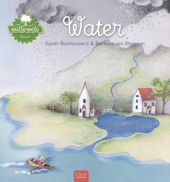 Willewete Water Boek omslag