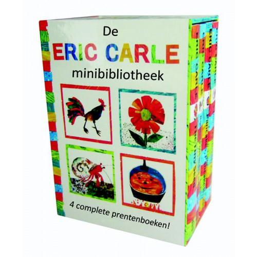 Minibibliotheek, de Boek omslag