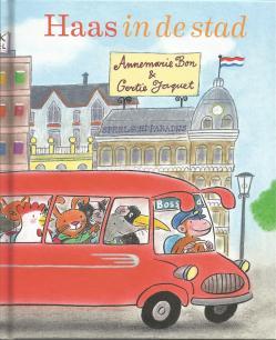 Haas in de stad Book Cover