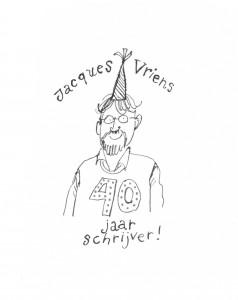 Jacques Vriens 40