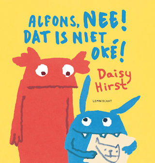 Alfons, Nee! Dat is niet oké! Book Cover