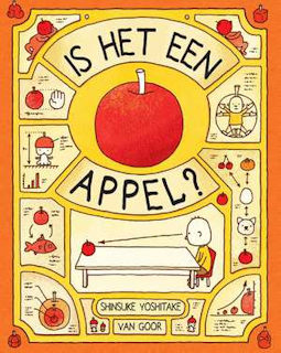 Is het een appel? Boek omslag