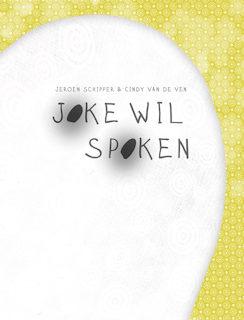 Joke wil spoken Boek omslag