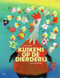 Kuikens op de Dierderij Book Cover