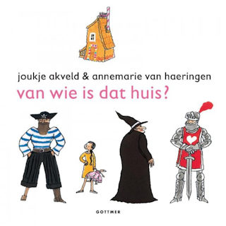 Van wie is dat huis? Book Cover