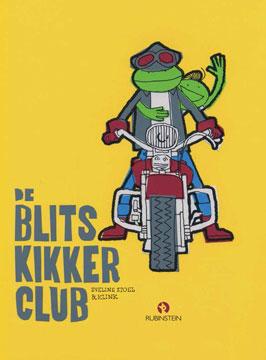 Blitskikkerclub, de Boek omslag