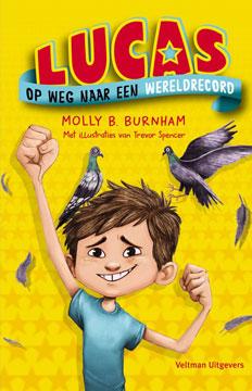 Lucas op weg naar een wereldrecord Boek omslag