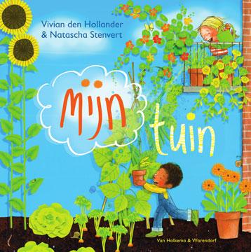 Mijn tuin Book Cover