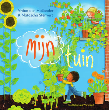 Mijn tuin Boek omslag