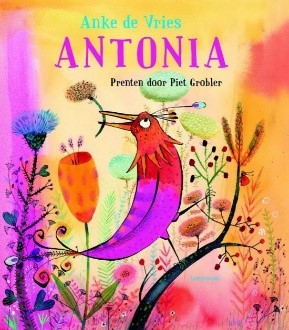 Antonia Boek omslag