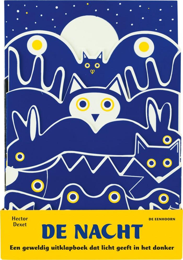Nacht, de Boek omslag