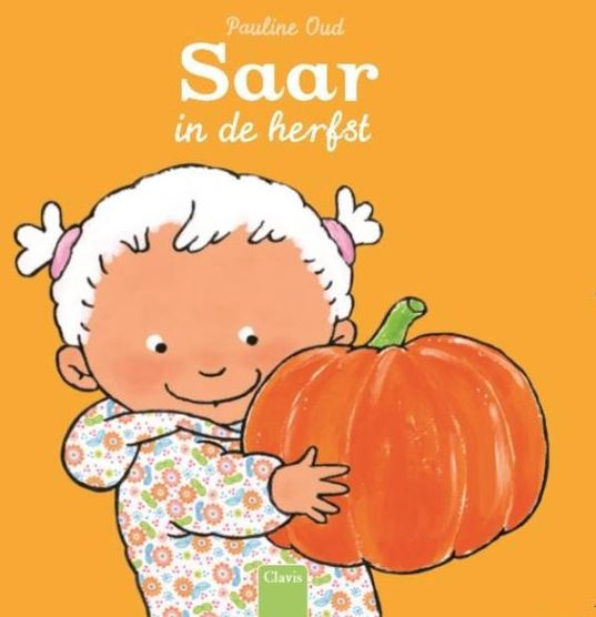 Saar in de herfst Book Cover