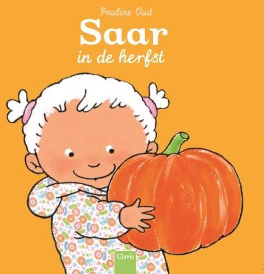 Saar in de herfst Book Cover