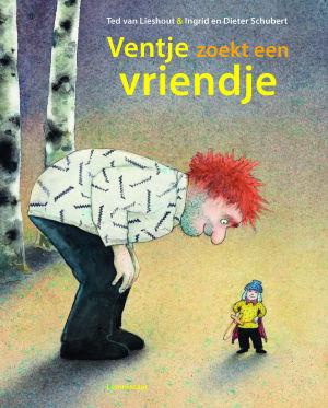 Ventje zoekt een vriendje Book Cover