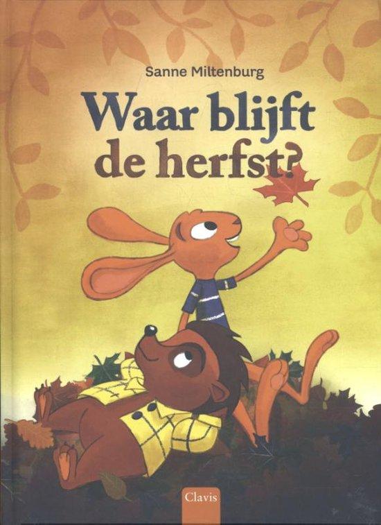 Waar blijft de herfst? Book Cover