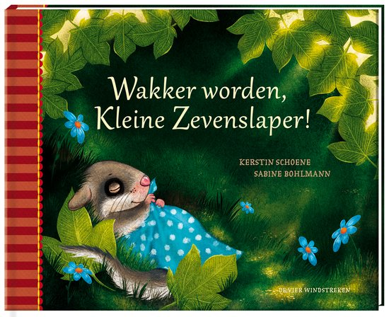 Wakker worden, Kleine Zevenslaper! Book Cover