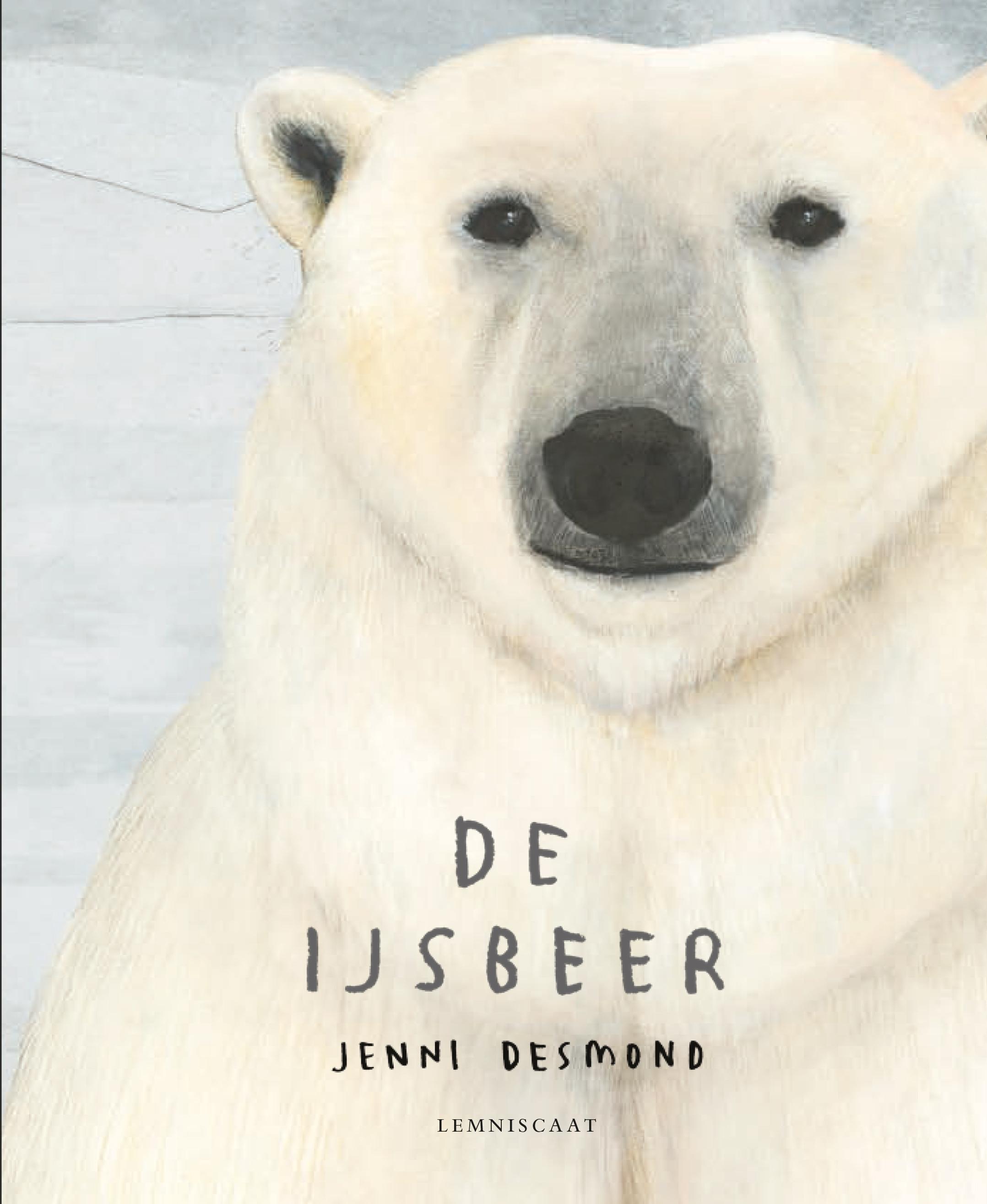 IJsbeer, de Book Cover