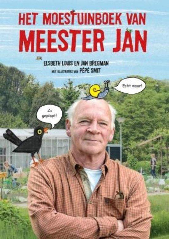 Moestuinboek van meester Jan, het Book Cover