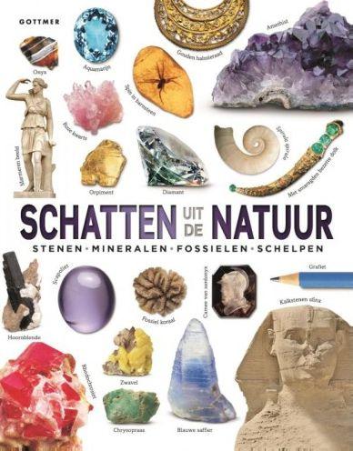 Schatten uit de natuur Boek omslag