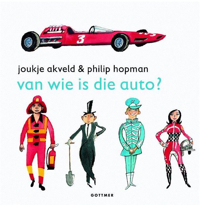 Van wie is die auto? Book Cover