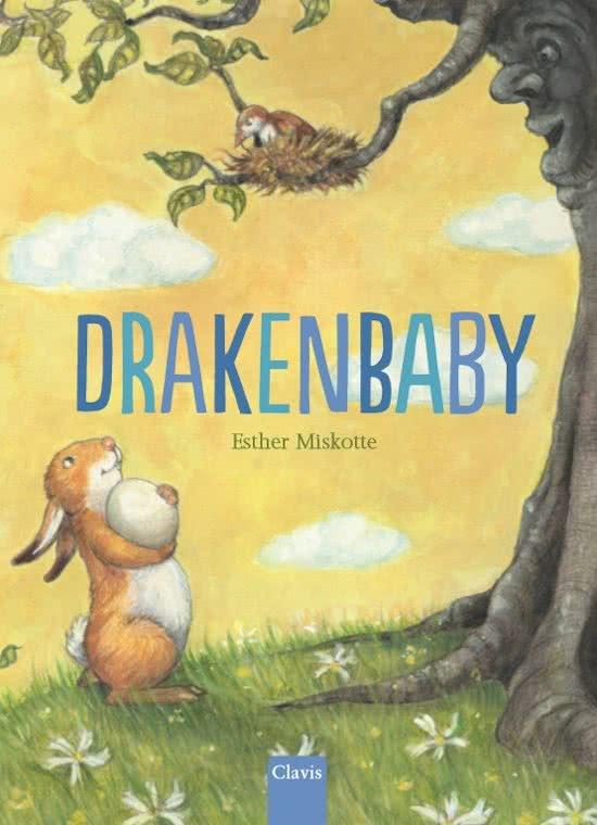 Drakenbaby Boek omslag