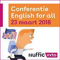 English for all - Conferentie over internationalisering op de basisschool