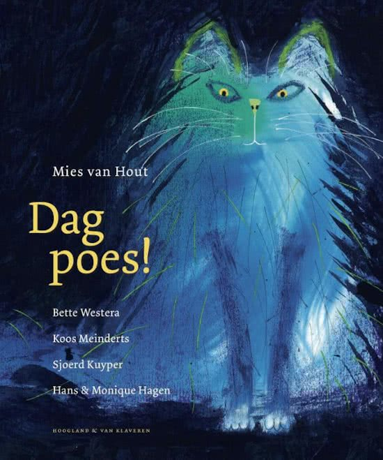 Dag poes! Book Cover