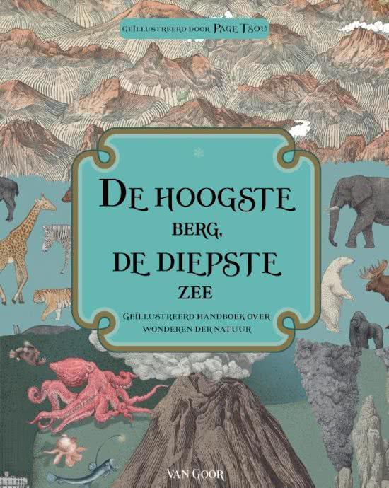 De hoogste berg, de diepste zee Book Cover