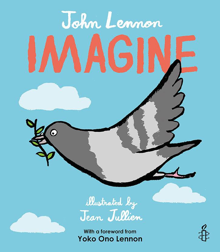 Imagine Book Cover