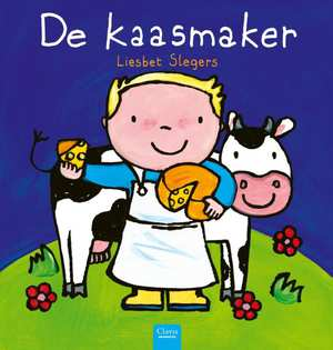 Kaasmaker, de Boek omslag