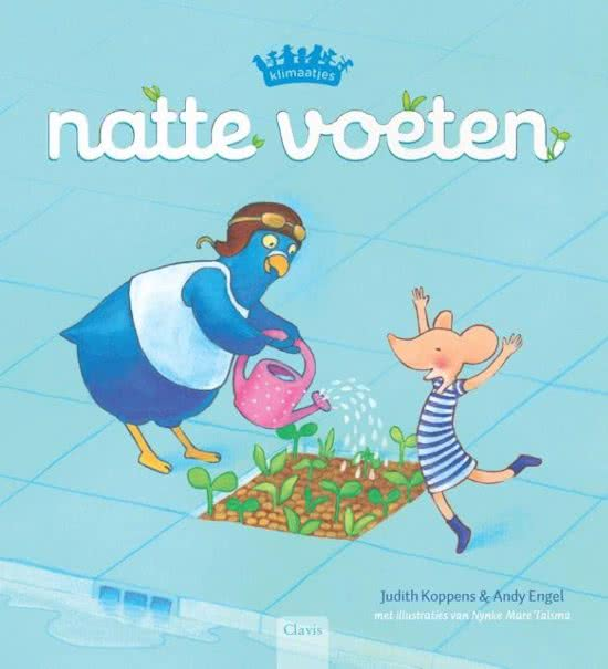 Natte voeten Book Cover