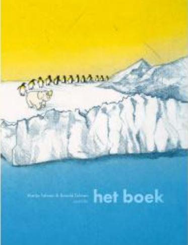 Boek, het Boek omslag